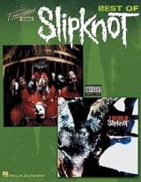 Best Of Slipknot 2nd edition Slipknot Partition laflutedepan.com
