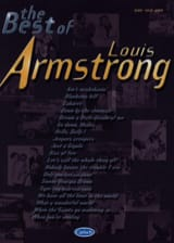 The Best Of Louis Armstrong Louis Armstrong Partition laflutedepan.com
