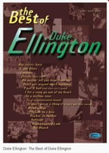 The best of Duke Ellington Duke Ellington Partition laflutedepan.com