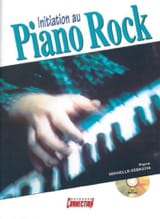 Pierre Minvielle-Sebastia - Initiation to rock piano - Sheet Music - di-arezzo.co.uk