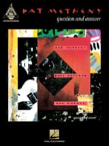 Question & Answer Pat Metheny Partition Jazz - laflutedepan