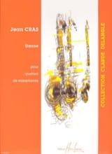 Jean Cras - Danse - Partition - di-arezzo.fr
