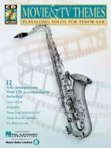 Movie & TV Themes Partition Saxophone - laflutedepan.com