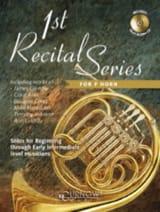 1st Recital series Partition Cor - laflutedepan.com