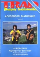 Trad Magazine Hors série Tablatures 4 - Répertoire de Bal Breton laflutedepan.com