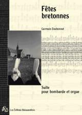 Germain Desbonnet - Fêtes Bretonnes - Partition - di-arezzo.fr