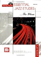 Jack Wilkins - Essential Jazz Etudes The Blues - Partition - di-arezzo.fr