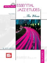 Essential Jazz Etudes The Blues Jack Wilkins laflutedepan.com