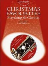 Guest Spot - Christmas Favorites Playalong For Clarinet laflutedepan.com