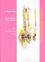 Jean Matitia - Ladies' Happiness - Sheet Music - di-arezzo.co.uk