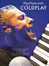 Coldplay - Play Piano With... Coldplay - Partition - di-arezzo.fr