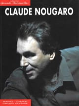 Claude Nougaro - Great Performers Collection - Sheet Music - di-arezzo.co.uk