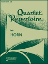 - Quartet Repertoire Cor Score - Sheet Music - di-arezzo.co.uk
