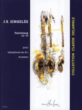 Jean-Baptiste Singelée - Fantasie Opus 50 - Sheet Music - di-arezzo.co.uk