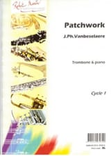 Jean-Philippe Vanbeselaere - Patchwork - Partition - di-arezzo.fr