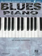 Mark Harrison - Blues Piano - Partition - di-arezzo.fr