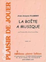 La Boîte A Musique - Jean-Jacques Flament - laflutedepan.com