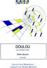 Didier Benetti - Doulou - Partition - di-arezzo.fr