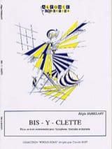 Bis-Y-Clette Régis Famelart Partition laflutedepan.com