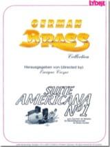 Suite Americana N° 1 - Quintette de Cuivres laflutedepan.com