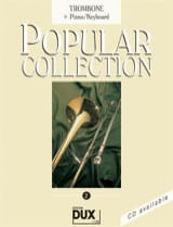 Popular collection volume 2 Partition Trombone - laflutedepan.com