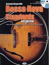 Antonio Ongarello - Bossa Nova Standards For Guitar - Partition - di-arezzo.fr