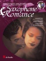 Saxophone & Romance Partition Saxophone - laflutedepan.com