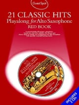 Guest Spot - Red Book 21 Classic Hits Playalong For Alto Saxophone laflutedepan.com