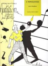Gabriel Bouchet - 6 Novelettes - Partition - di-arezzo.fr
