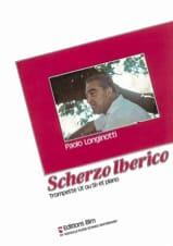 Scherzo Iberico Paolo Longinotti Partition laflutedepan.com