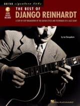 Django Reinhardt - The Best Of Django Reinhardt - Partition - di-arezzo.fr