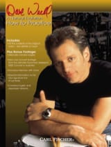 Dave Weckl - DVD - A Natural Evolution - How To Practice - Partition - di-arezzo.fr