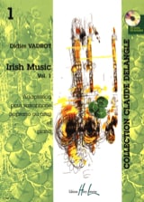 Irish Music Volume 1 Didier Vadrot Partition laflutedepan.com