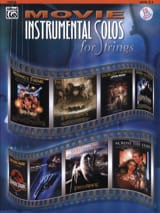 Movie instrumental solos for strings Partition laflutedepan.com