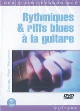 DVD - Rythmiques & Riffs Blues A la Guitare laflutedepan