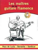 Flamenco - Les Maîtres de la Guitare Flamenca - Volume 1 - Partition - di-arezzo.fr