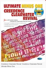 Creedence Clearwater Revival - Ultimate Minus One - Guitar Trax - Partition - di-arezzo.fr