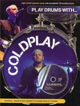 Coldplay - Play Drums With... - Partition - di-arezzo.fr