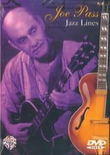 DVD - Jazz Lines Joe Pass Partition Jazz - laflutedepan.com