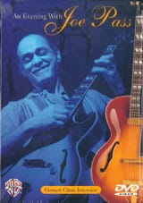 Joe Pass - DVD - An Evening With Joe Pass - Partition - di-arezzo.fr