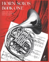 Horn Solos Book One - Partition - Cor - laflutedepan.com