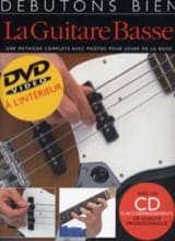 Phil Mulford - Let's start the bass guitar well - Sheet Music - di-arezzo.com