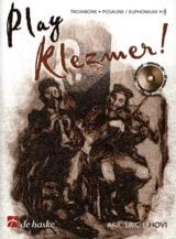 Play Klezmer Eric J. Hovi Partition Trombone - laflutedepan.com