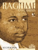 Ragtime Favorites Scott Joplin Partition Marimba - laflutedepan.com