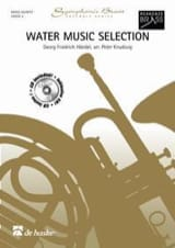 HAENDEL - Water Music Selection - Partition - di-arezzo.fr