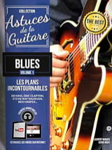 COUP DE POUCE - Cheats von Blues-Gitarre Band 1 - Noten - di-arezzo.de