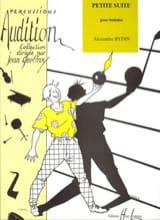 Petite Suite Pour Timbales - Alexandre Rydin - laflutedepan.com