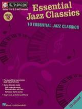 Jazz play-along volume 12 - Essential Jazz Classics laflutedepan.com