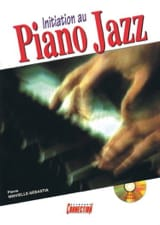 Pierre Minvielle-Sebastia - Initiation to jazz piano - Sheet Music - di-arezzo.com