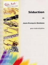 Séduction Jean-François Basteau Partition Tuba - laflutedepan.com